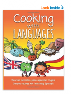 Cooking With Languages Kickstarter Campaign