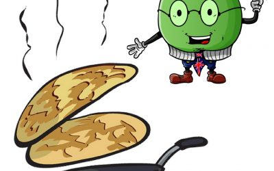 Let's Get Flipping! Arthur Apple's Pancake Challenge