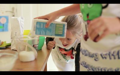 Kids in the Kitchen: What Skills Can They Learn?