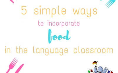 5 Tips To Incorporate Food Culture Into Your Language Classroom