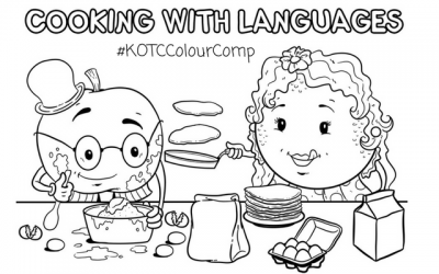 Be a Winner in our Exclusive Colouring Competition #KOTCColourComp