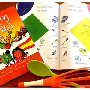 bilingual activity cookbook