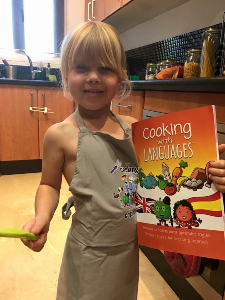 bilingual cookbook