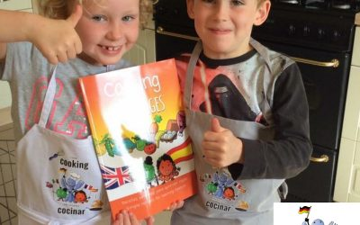 Introducing Our First Spanish/English Language-Learning Bilingual Cookbook