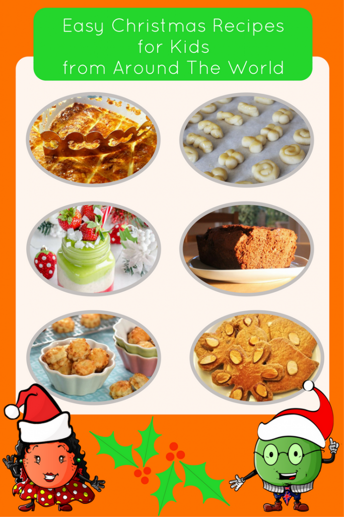Easy Christmas Recipes for Kids